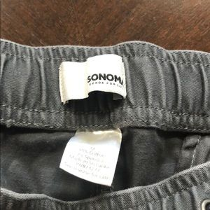 Grey Sonoma khakis